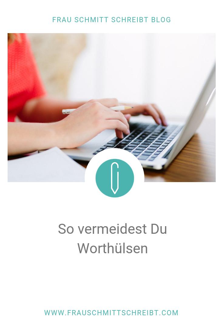 So Vermeidest Du Worthulsen Schreibtipps Schreiben Lernen Schreibubungen