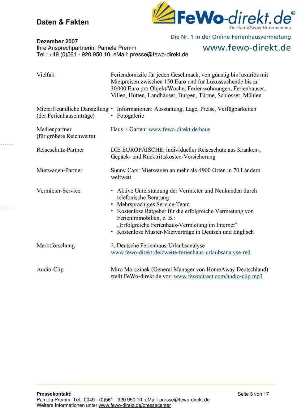 Inhaltsverzeichnis Pressemappe Pdf Free Download