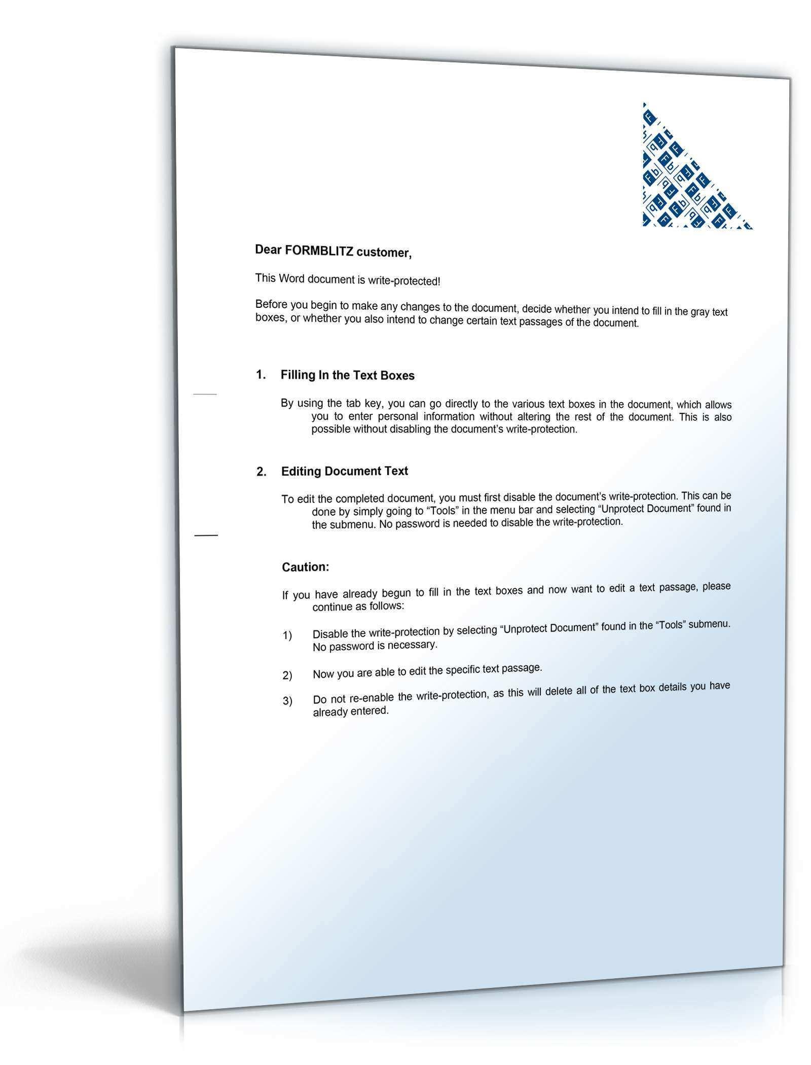 Geschaftsbrief Angebot Auf Anfrage Englisch Muster Zum Download