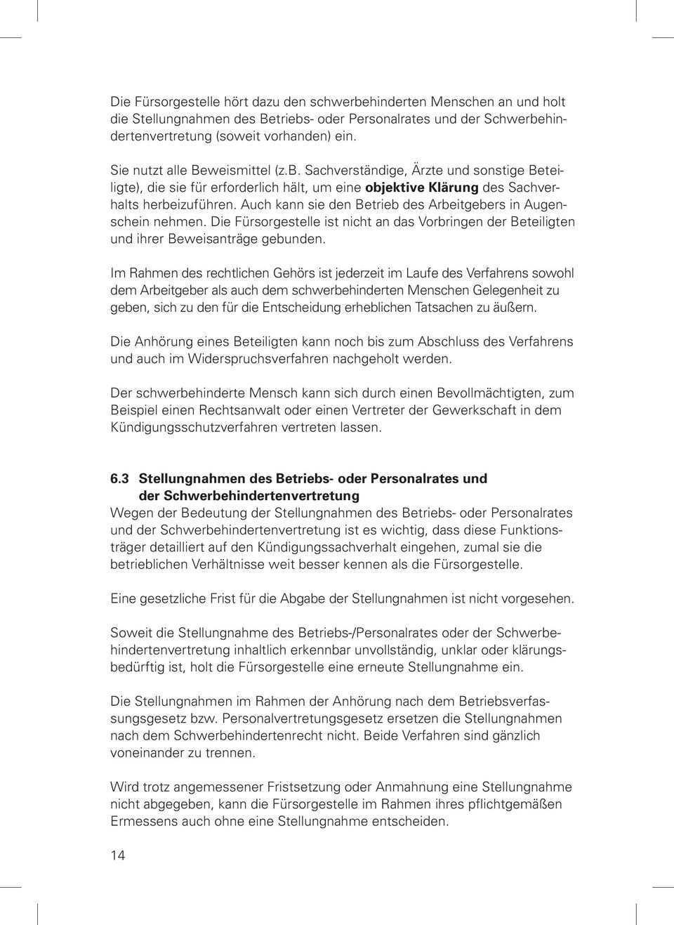 Integrationsamt Der Besondere Kundigungsschutz Fur Schwerbehinderte Menschen Im Arbeitsleben Pdf Kostenfreier Download