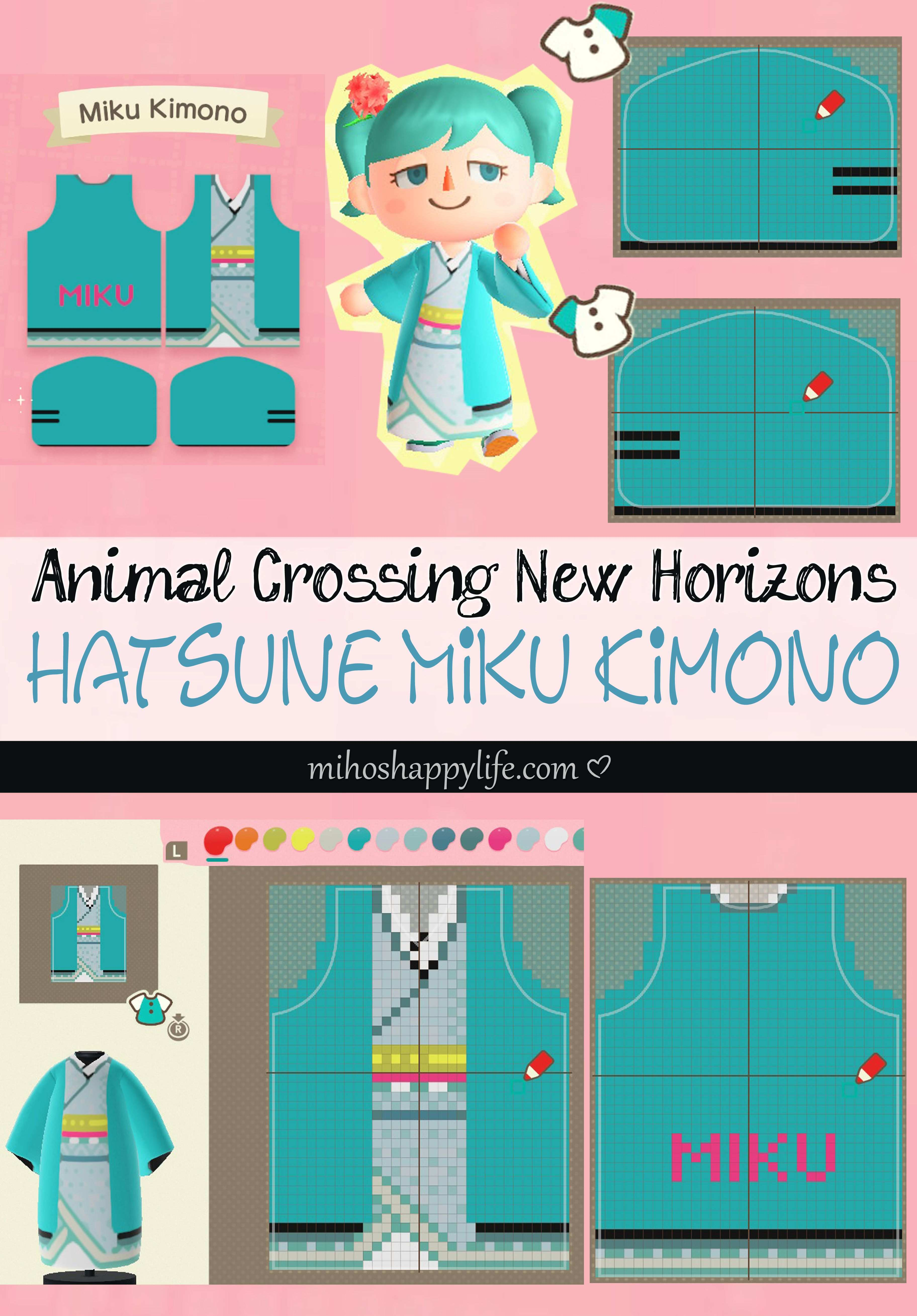 Animal Crossing New Horizons Template Design Sailor Moon Animal Crossing Animal Crossing Game New Animal Crossing