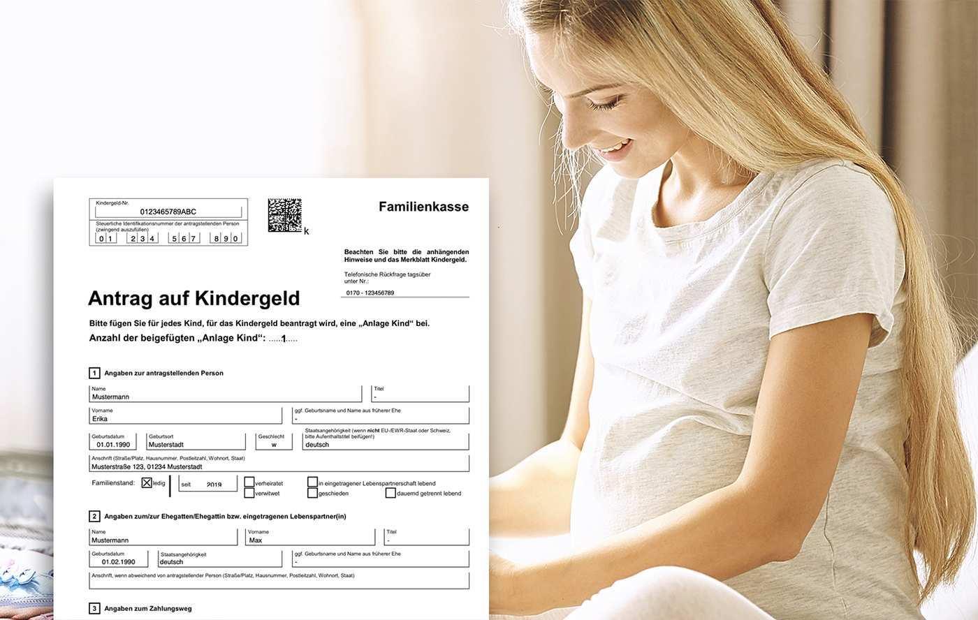 Kindergeldantrag 2021 Formulare Zum Beantragen 3 Tipps