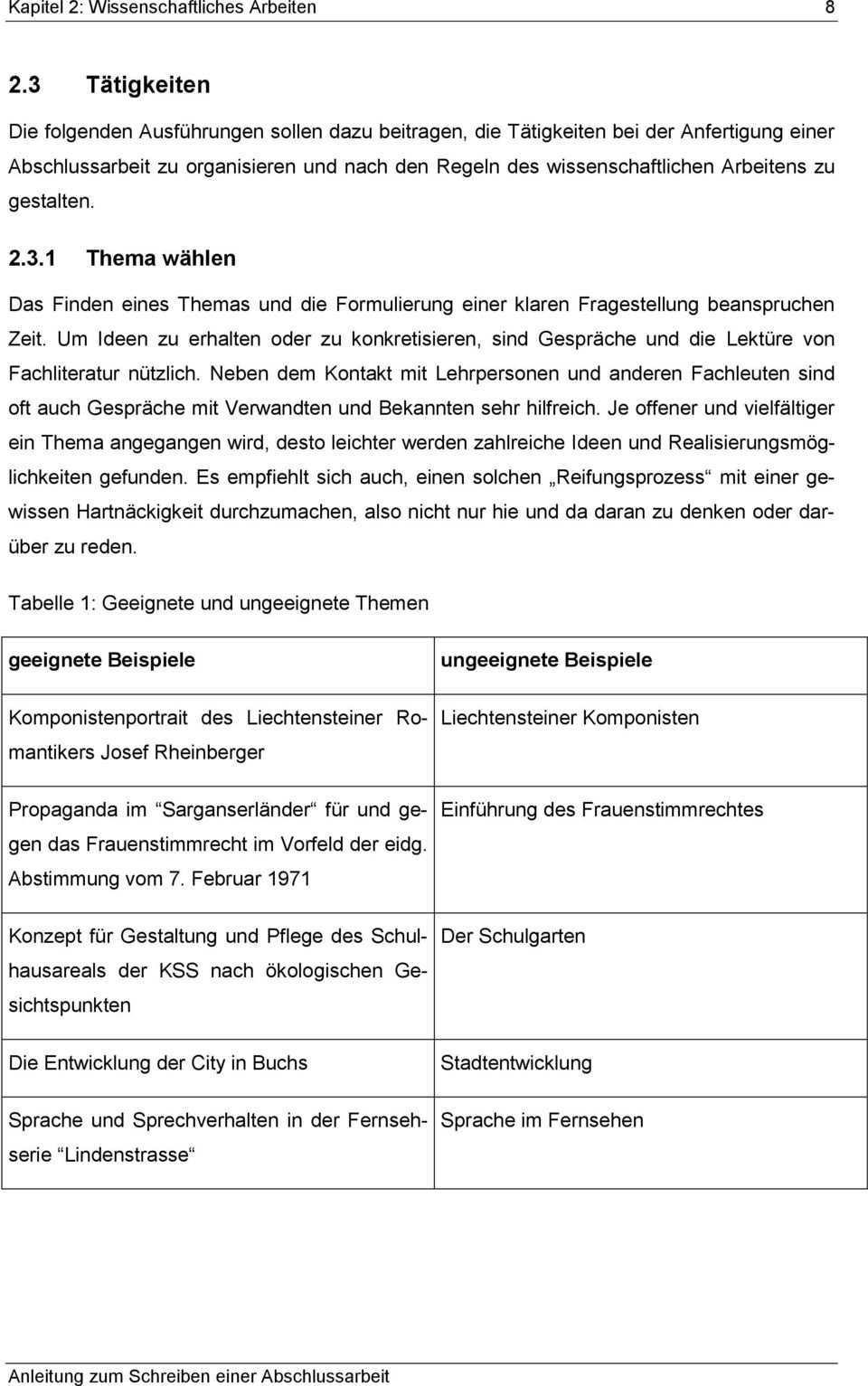 Anleitung Zum Schreiben Einer Pdf Kostenfreier Download