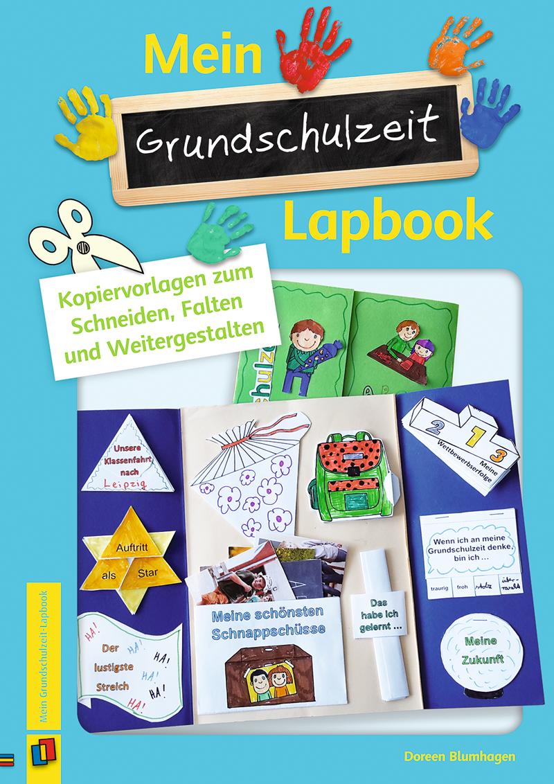 Mein Grundschulzeit Lapbook Grundschule Abschiedsgeschenk Lehrerin Grundschule Buchvorstellung Grundschule
