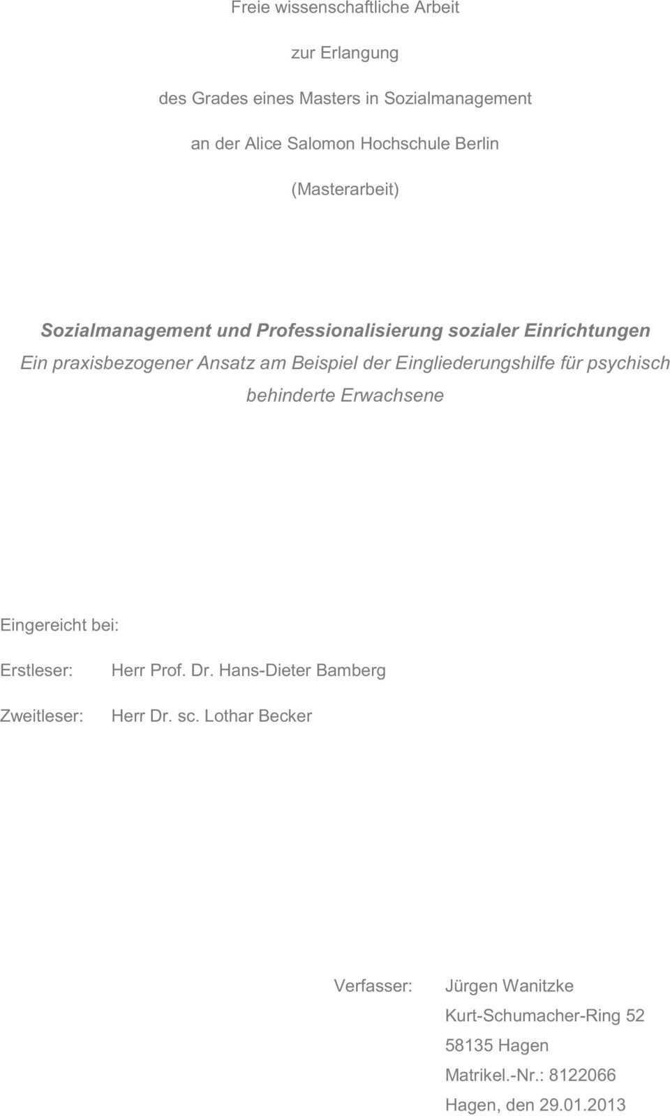 Sozialmanagement Und Professionalisierung Sozialer Einrichtungen Pdf Free Download