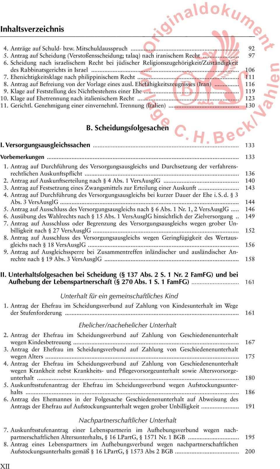 Munchener Prozessformularbuch Band 3 Familienrecht Pdf Kostenfreier Download