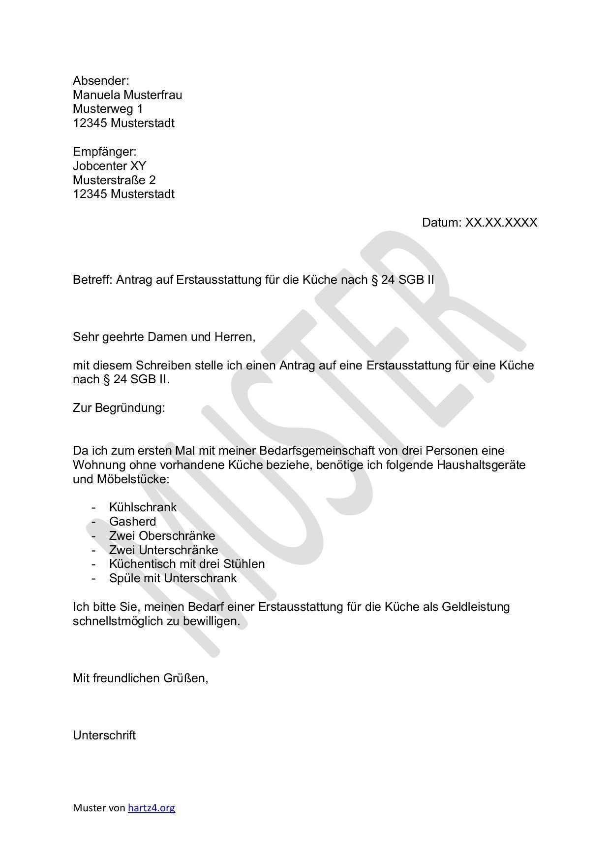 Hartz 4 Antrag Muster Fur Alle Belange Hartz Iv Alg 2 Jobcenter Job Lebenslauf Muster