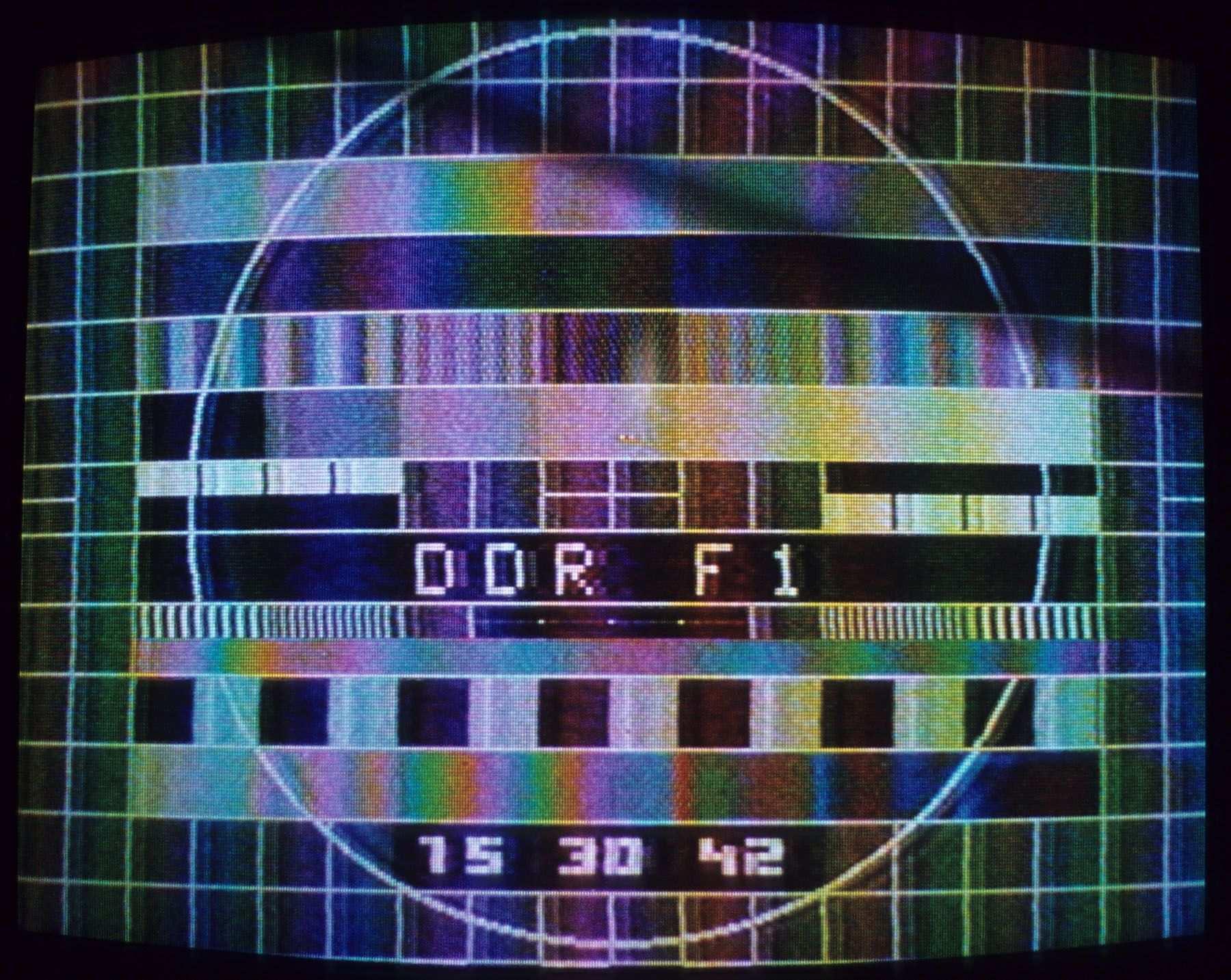 Fernsehen Der Ddr 1 Von 2 Ddrmuseum Ddr Ddr Bilder Leben In Der Ddr