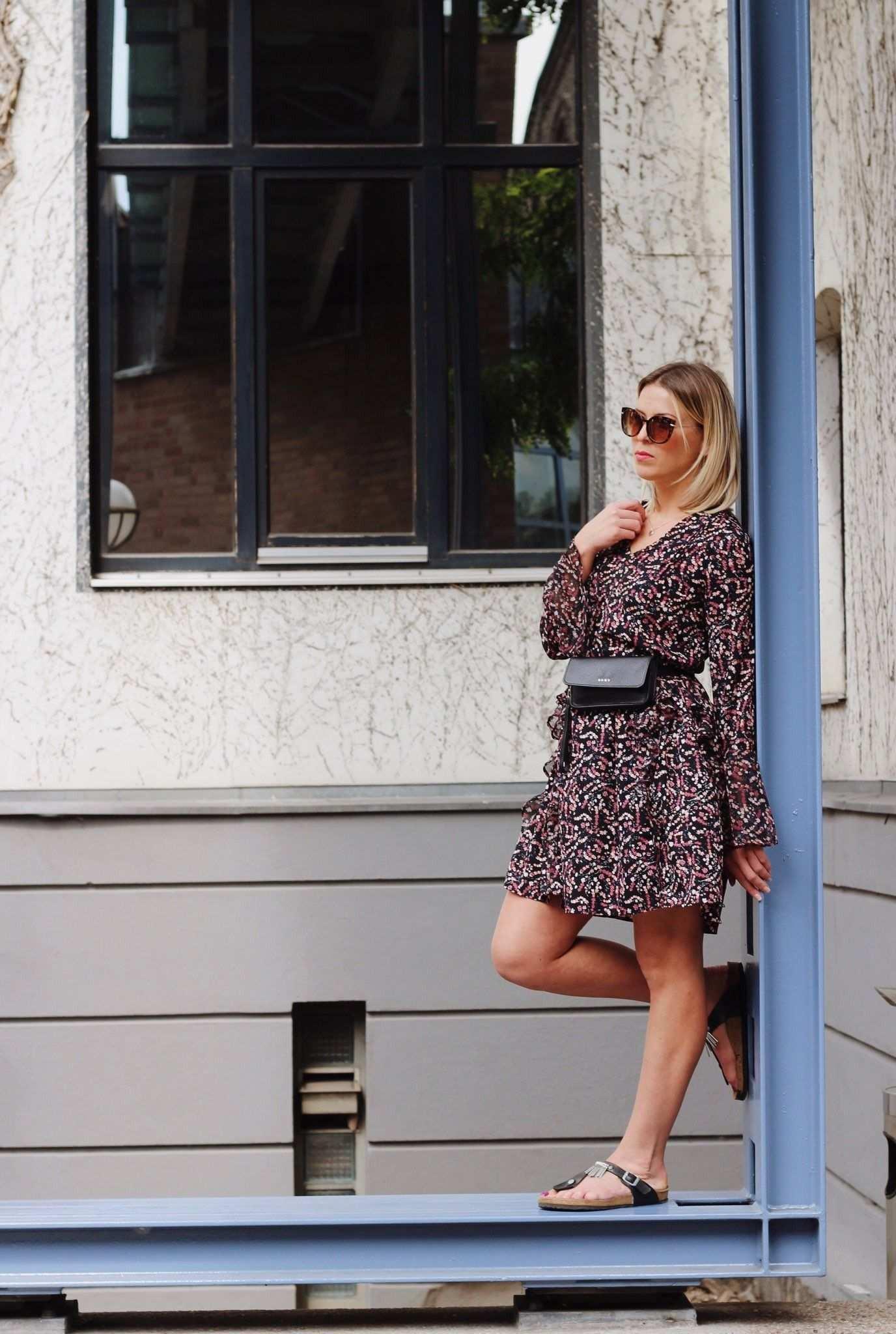 Citylook Fur Den Sommer Fashion Fashion Inspo Long Sleeve Dress
