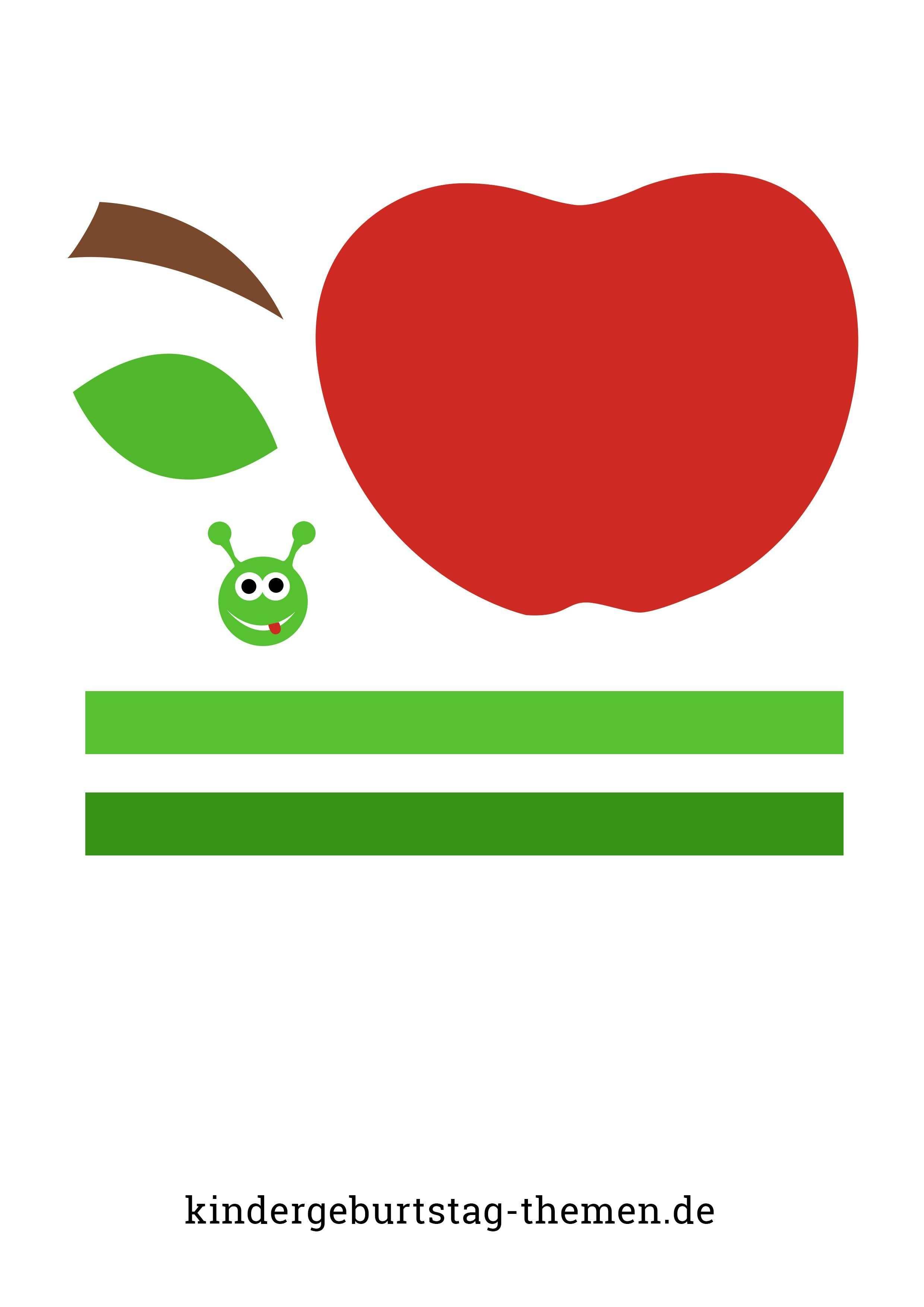 Apfel Mit Wurm Basteln Anleitung Und Vorlage Fur Kindergarten Und Grundschule Fictionalcharacters Apfel Mit Wurm Bastel Diy Crafts To Do Crafts To Do Basteln