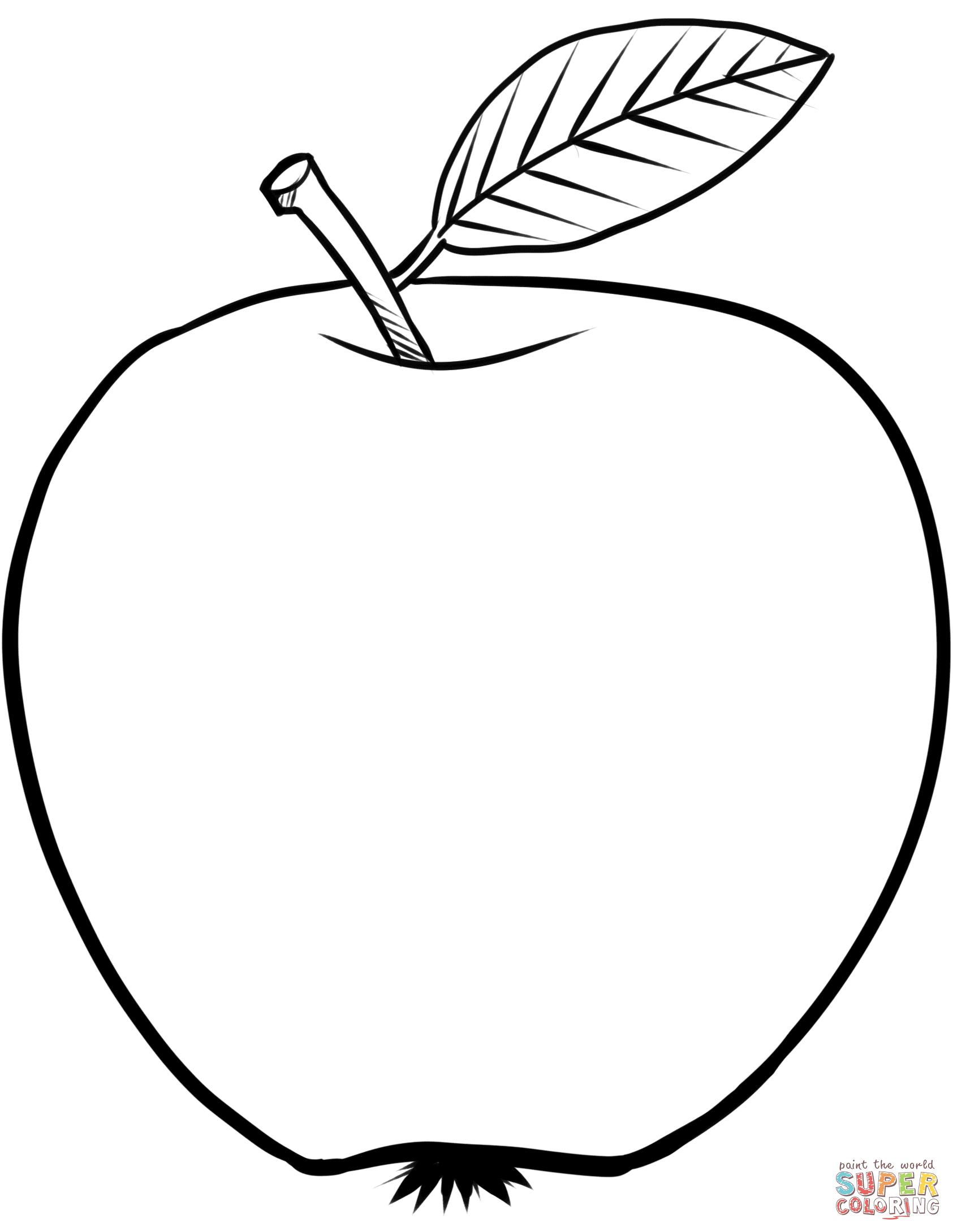 Ausmalbild Apfel Ausmalbilder Kostenlos Zum Ausdrucken Kostenlose Ausmalbilder Malvorlagen Blumen Ausmalbilder