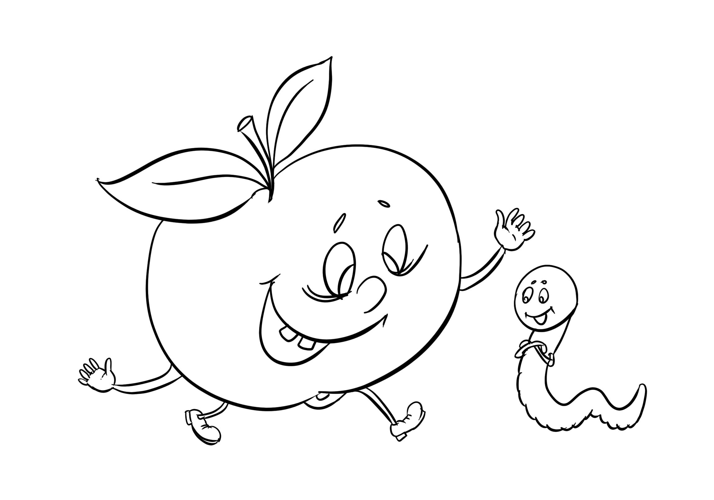 Ausmalbilder Apfel Vordruck Apfel Schablonen Zum Ausdrucken 1ausmalbilder Com Schablonen Zum Ausdrucken Ausmalbilder Ausmalen