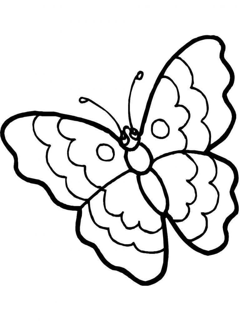 Free Printable Butterfly Coloring Pages For Kids Butterfly Coloring Page Flower Coloring Pages Coloring Pages