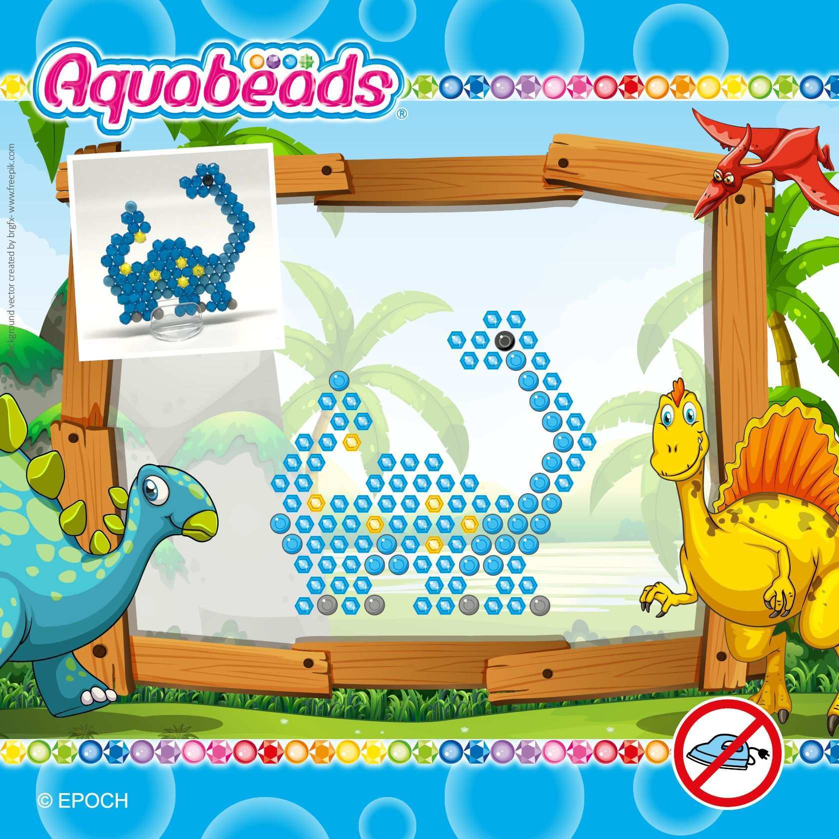 Aquabeads Dinosaurier Aquabeads Vorlagen Aquabeads Dinosaurier