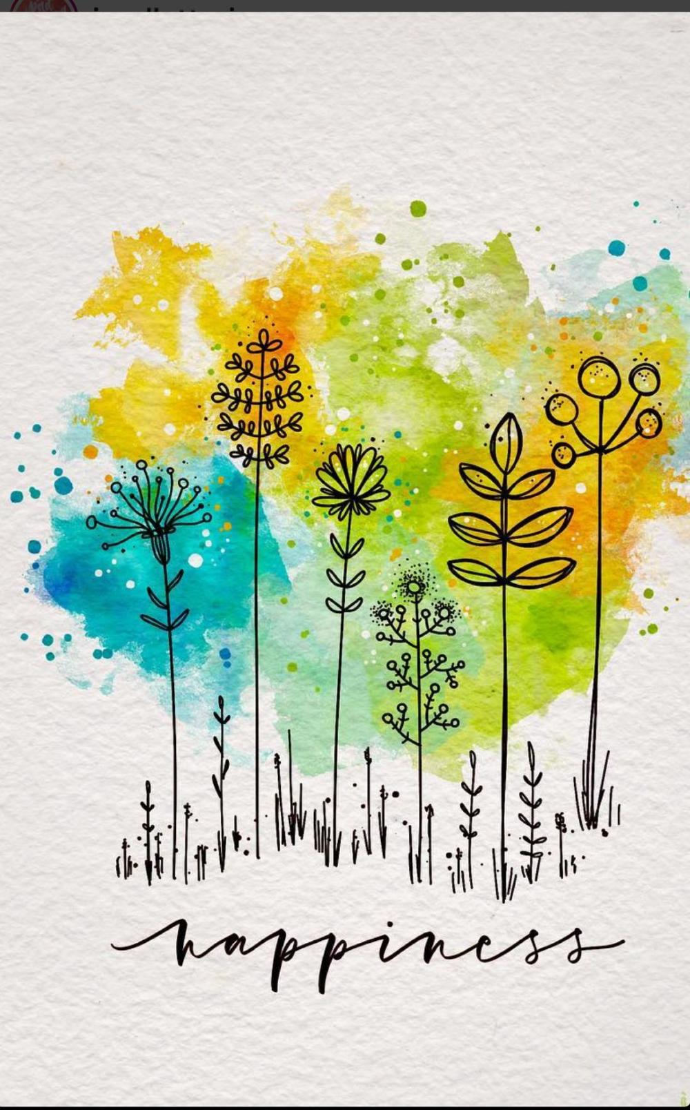 Aquarell Seiten Malbuch Potentialplayers Malvorlagen Fur Kinder Blumenzeichnung Kinder Leinwand Kunst Wasserfarbenblumen