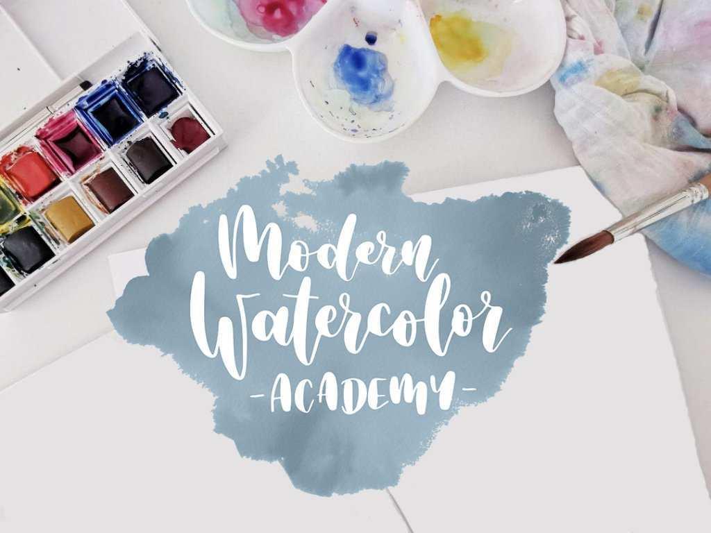 Welche Fehler Du Als Watercolor Anfanger Vermeiden Solltest Rosy Grey