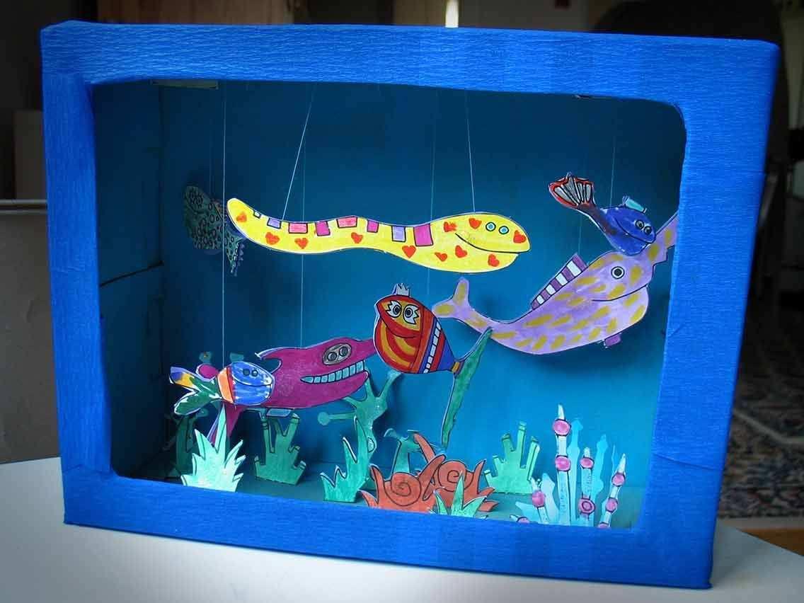 Mottoparty Der Unterwasser Kindergeburtstag Mytoys Blog Kindergeburtstag Basteln Ideen Basteln Ideen Sommer Kinder
