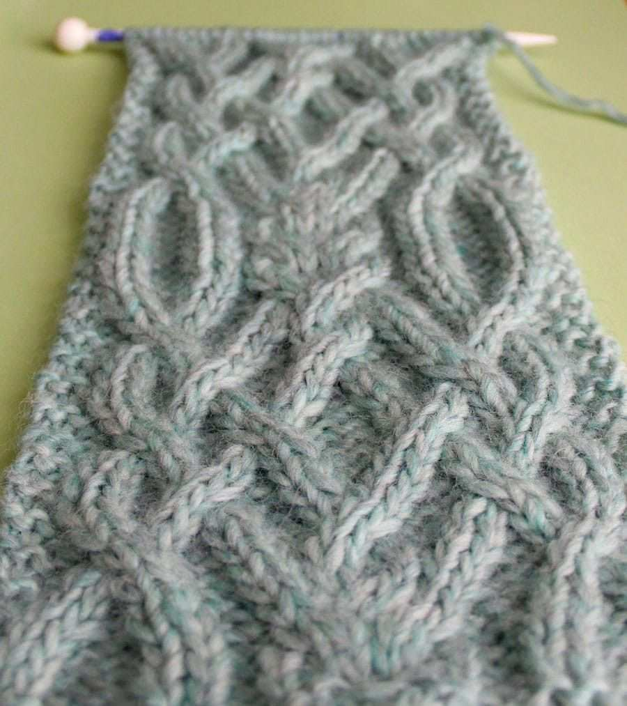 Pin By T Lm On Knitting Stitches Cable Knitting Patterns Scarf Knitting Patterns Knit Stitch Patterns