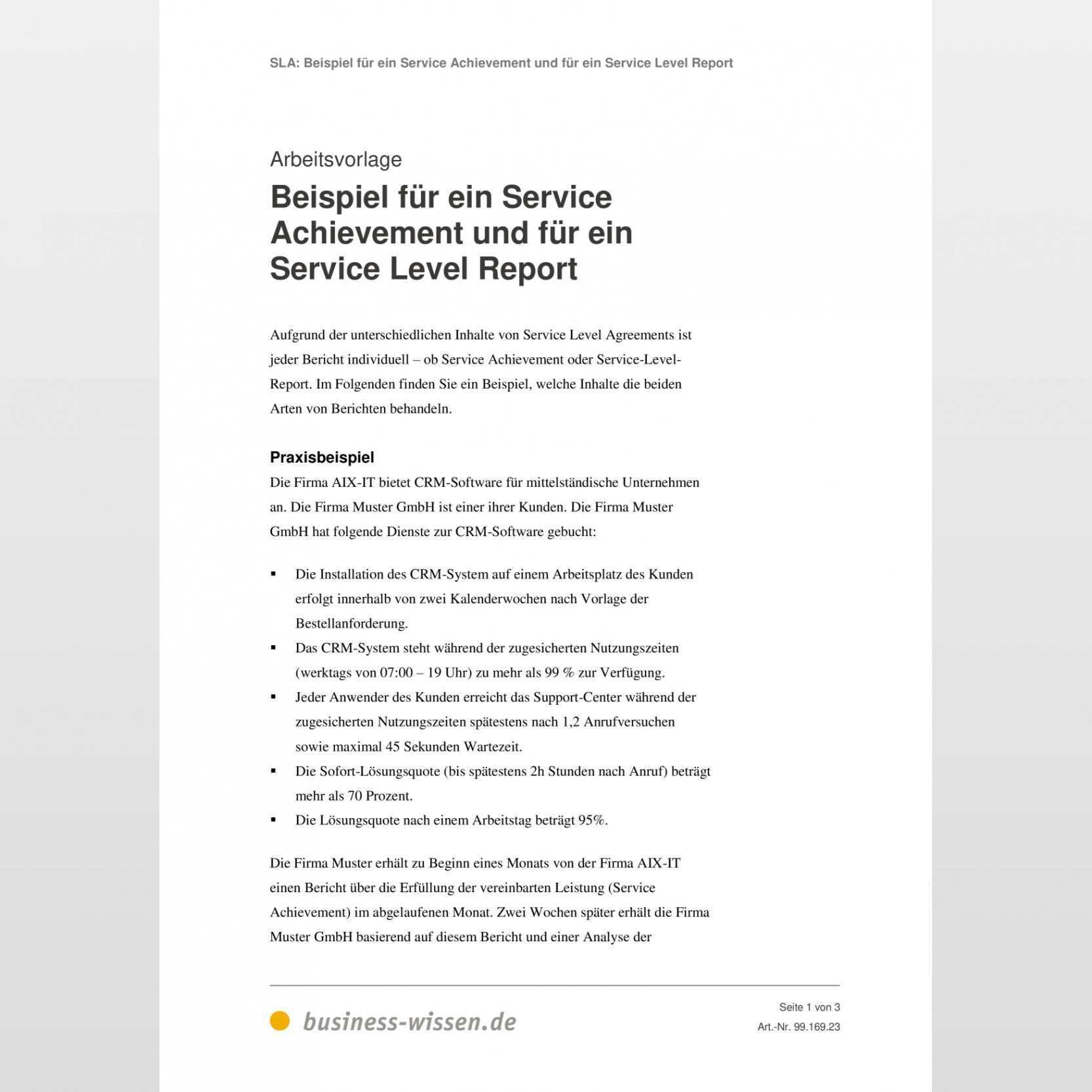 Blattern Unsere Kostenlos Von Service Level Vereinbarung Vorlage Vorlagen Vereinbarung Service Level Agreement