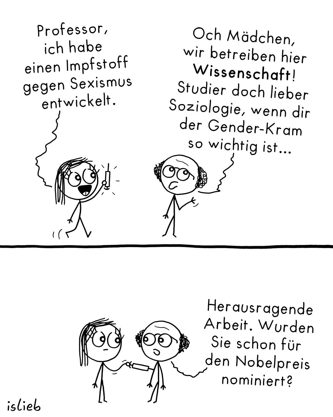 Is Lieb Seite 8 Krakelige Comics Wissenschaft Humor Bilder Comic