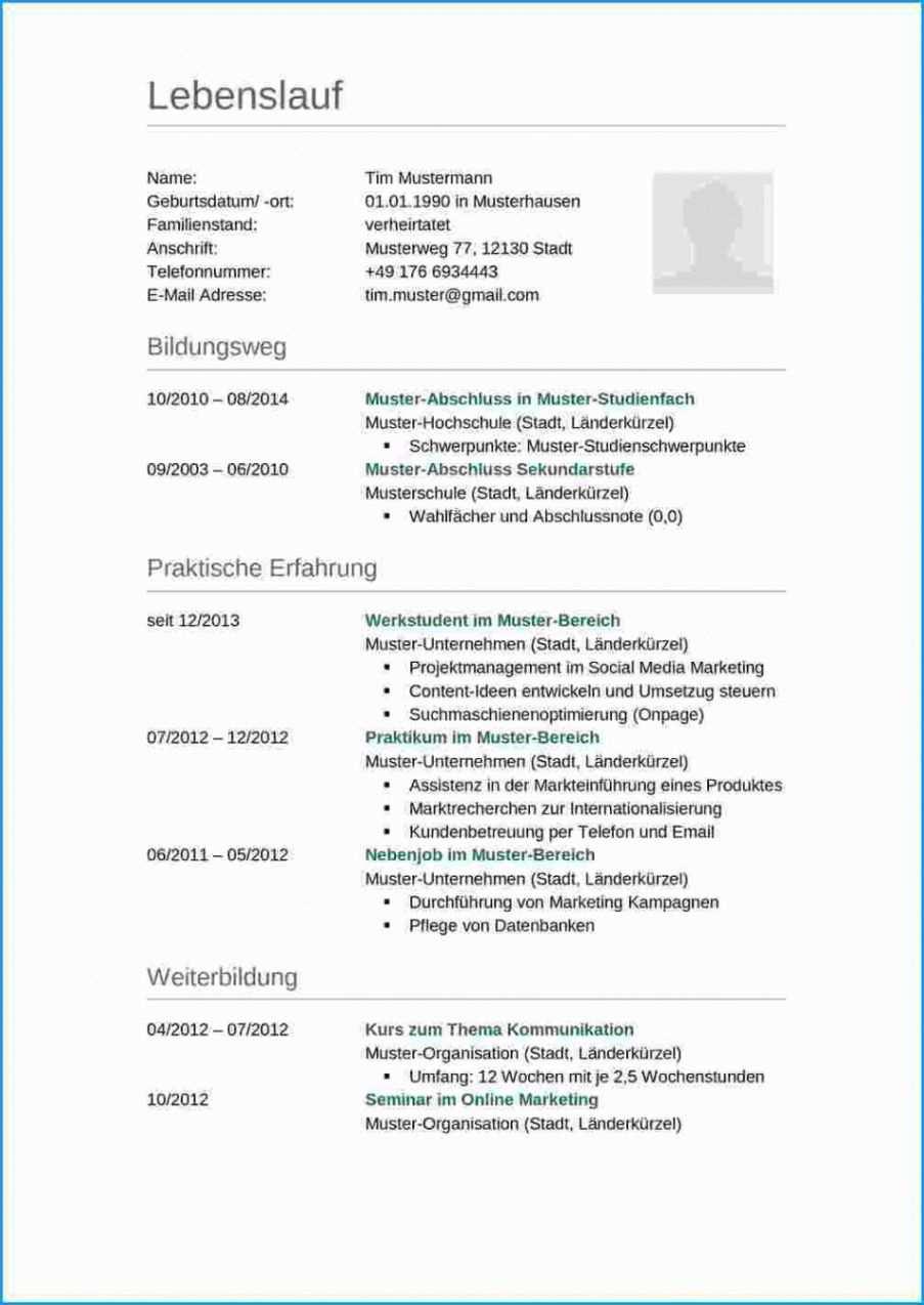 Scrollen Unsere Druckbar Von Muster Lebenslauf Lehrstelle Vorlagen Lebenslauf Lebenslauf Lebenslauf Muster