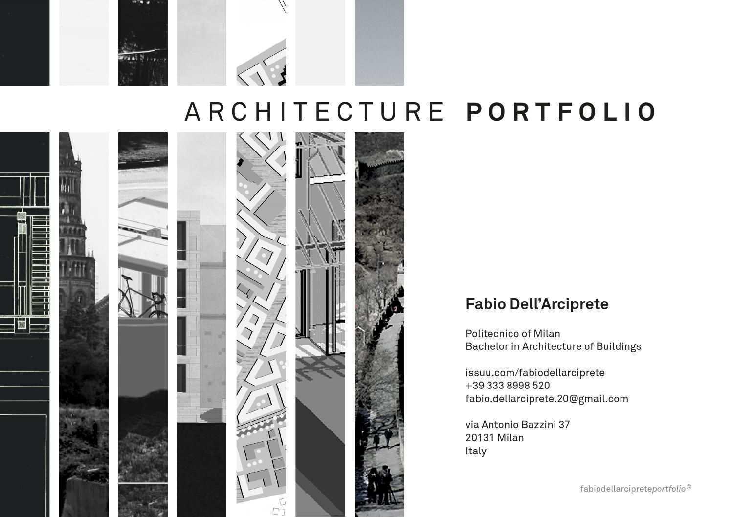Architecture Portfolio Architektur Portfolio Portfolio Design Layouts Und Architektur Portfolio Layout