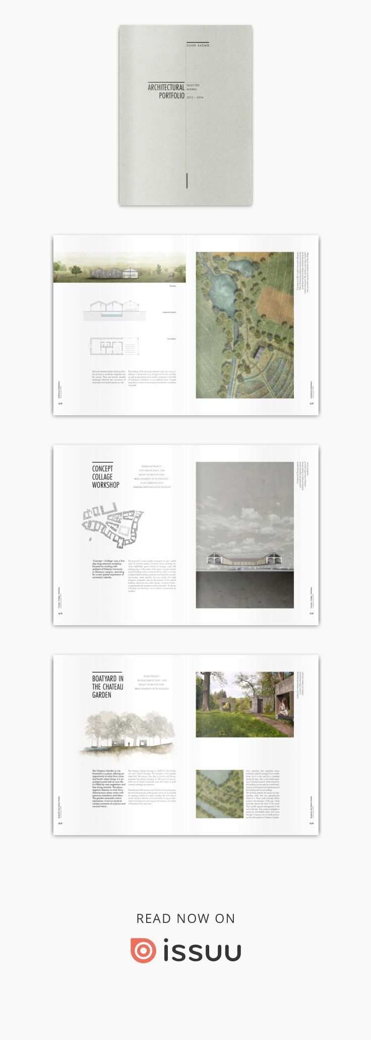 Oliver Kazimir Architectural Portfolio 2016 In 2020 Portfoliolayout Architektur Portfolio Layout Architektur Portfolio