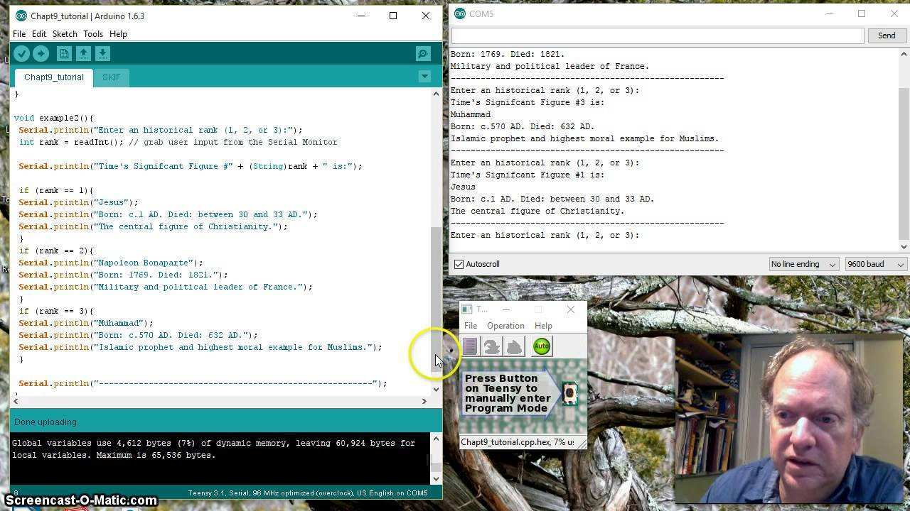 If Else If And Else In Arduino Chapter 9 Youtube