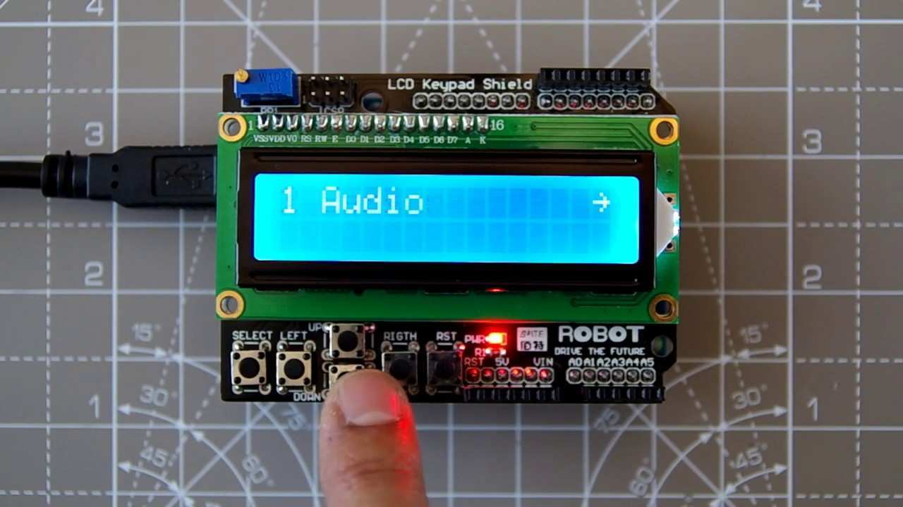 Arduino Lcd Menu Library Coding Menus The Easy Way Cohesive Computing