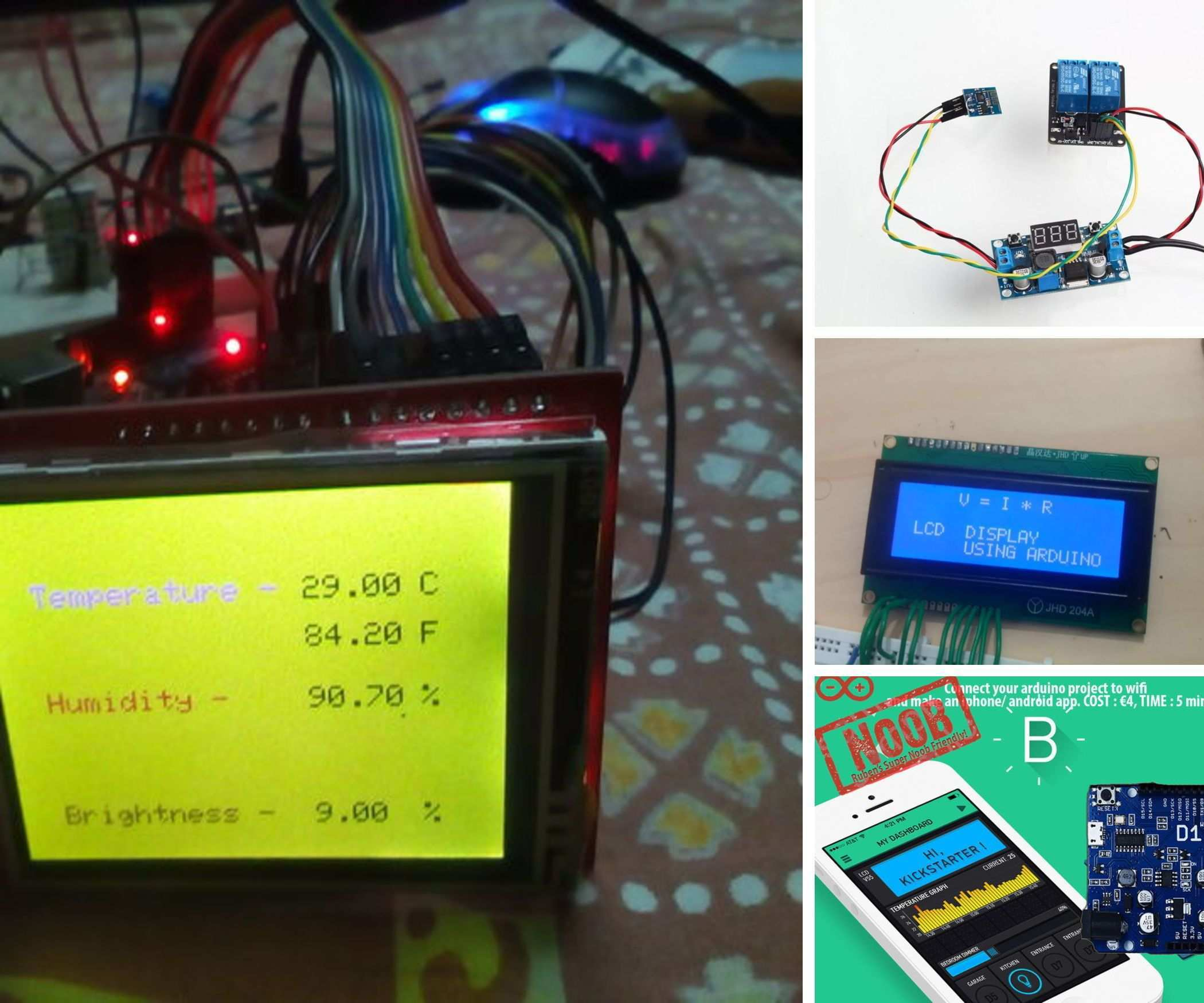 Wemos D1 And D1 Mini Arduino Projects Arduino Projects Arduino Electronics Projects For Beginners