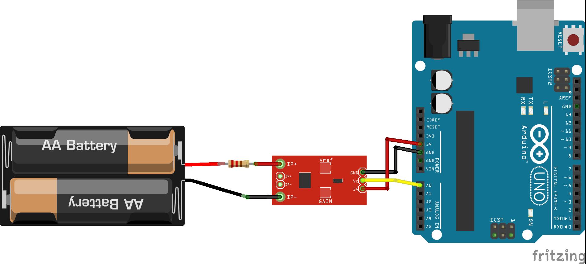 Acs712 Current Sensor Arduino Project Hub