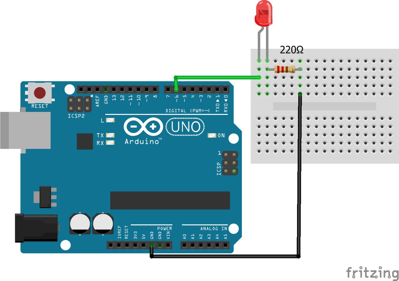 Arduino Pwm Tutorial Hackster Io