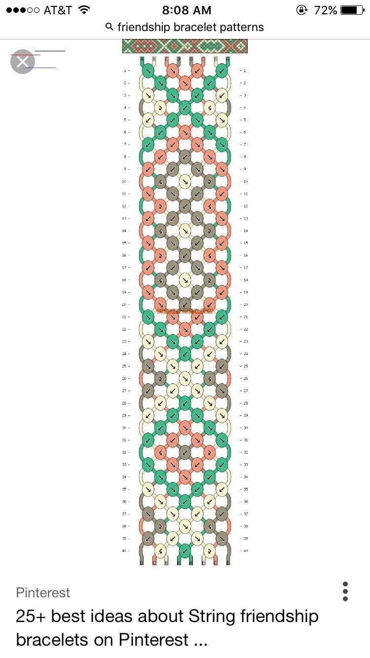 Pin Von Bumblebee123 Auf Bracelet Colour Ideas In 2020 Armband Knupfen Muster Freundschaftsarmbander Designs Freundschaftsarmband Muster