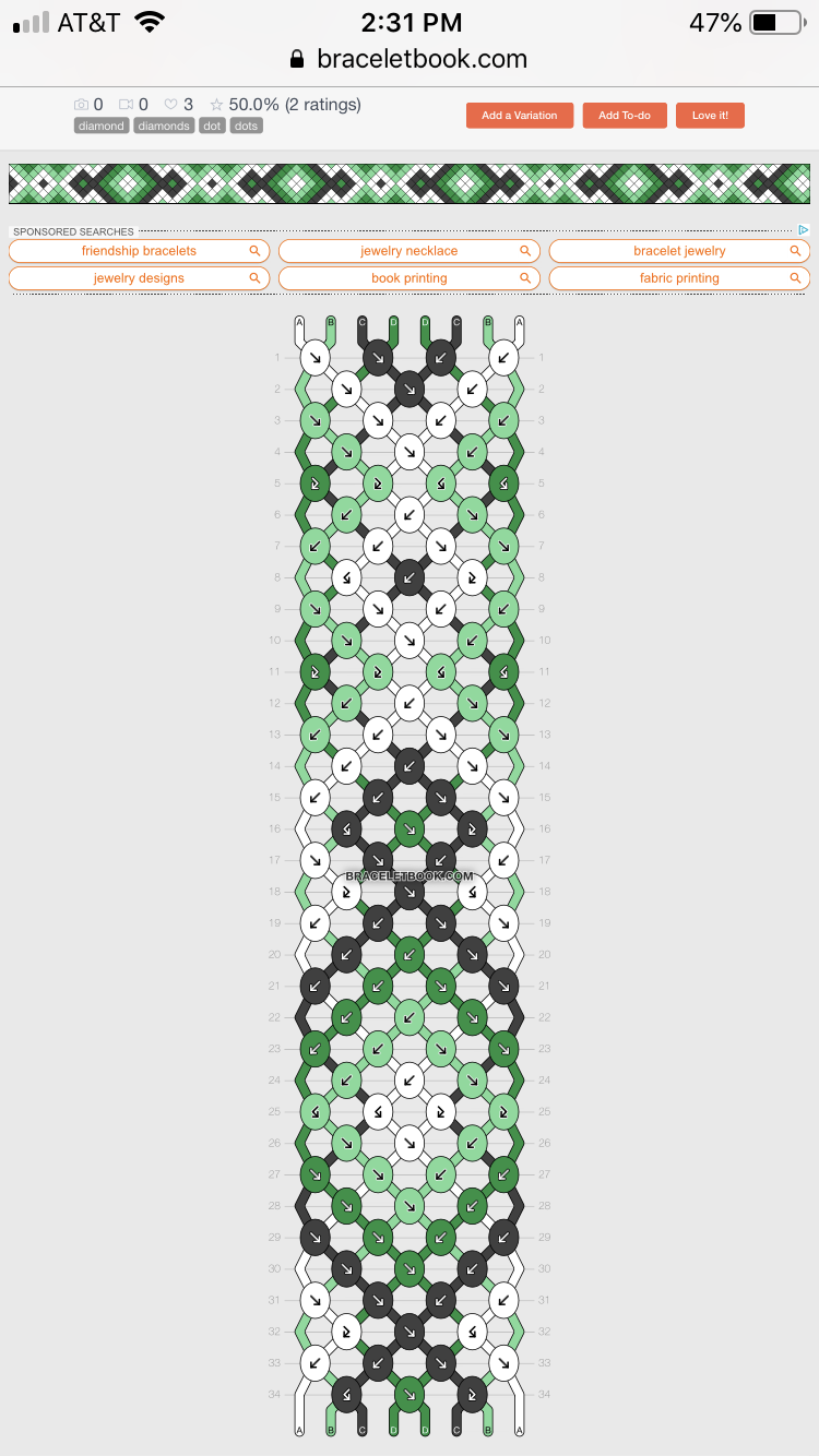 Patterns Braceletbook Com Braceletbookcom Diyjewelrytutorialbracelets In 2020 Armband Knupfen Muster Freundschaftsarmbander Designs Freundschaftsarmband Muster