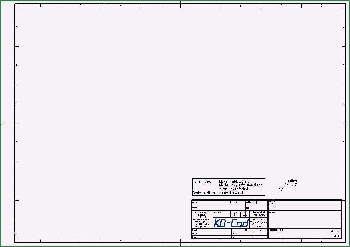 Perfekt Technische Zeichnung Vorlage Fur 2020 Technische Zeichnung Vorlagen Zeichnung