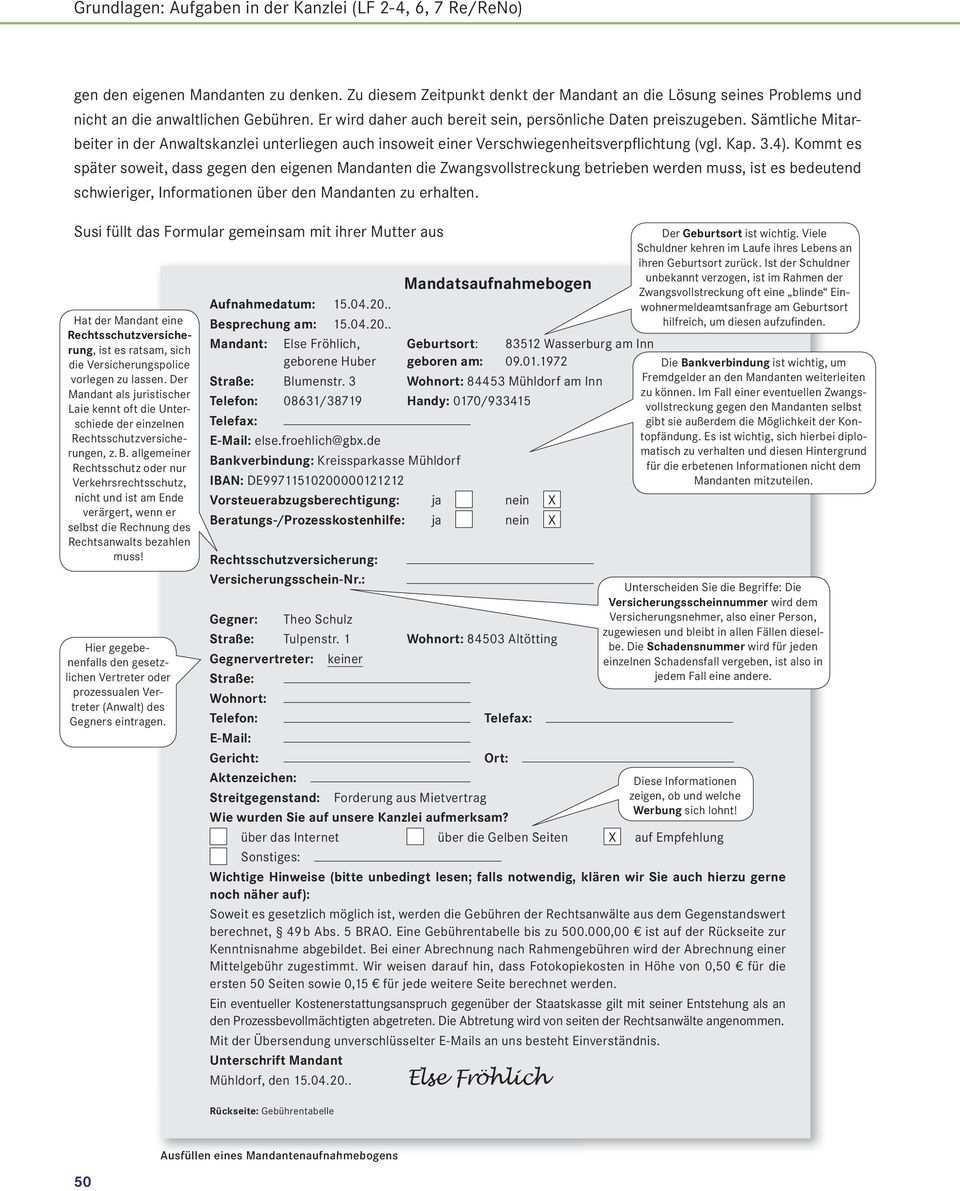 Rechts Fachkunde Rechtsanwalts Und Notarfachangestellte Pdf Kostenfreier Download