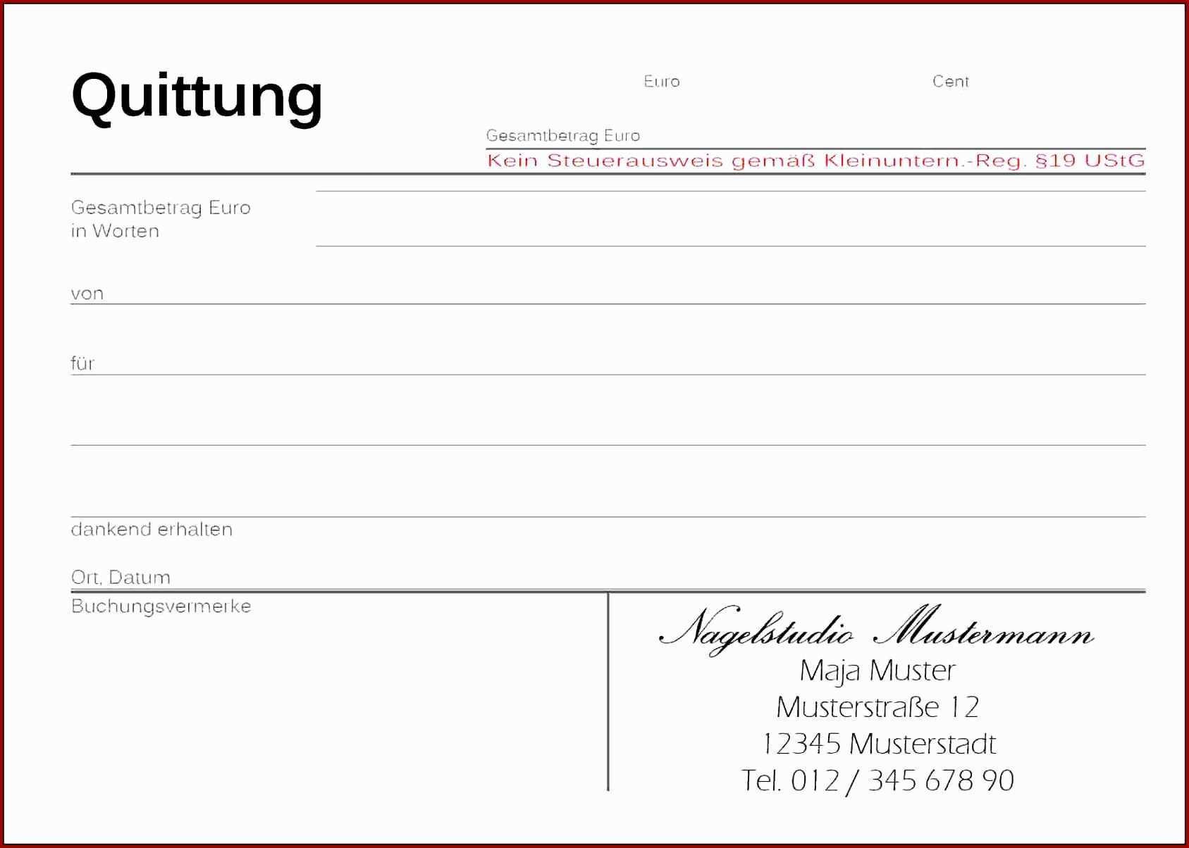 Muster Kleinunternehmer Rechnung Goeqss 6 Vorlage Quittung 12681776 Lebenslauf Lebenslauf Vorlage Schuler Lange Texte
