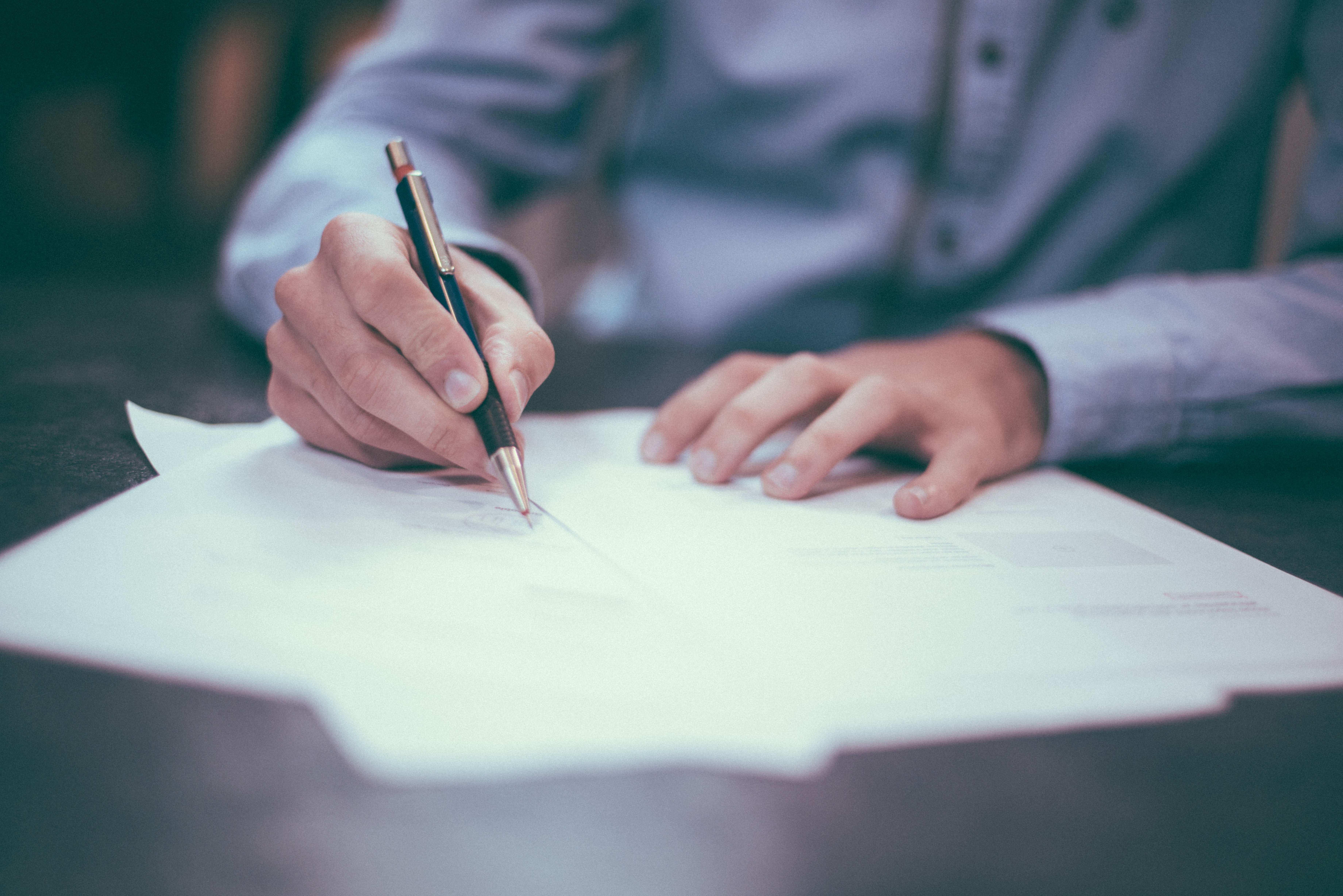 Aufhebungsvertrag Was Musst Du Beachten Checkliste Und Vorlage