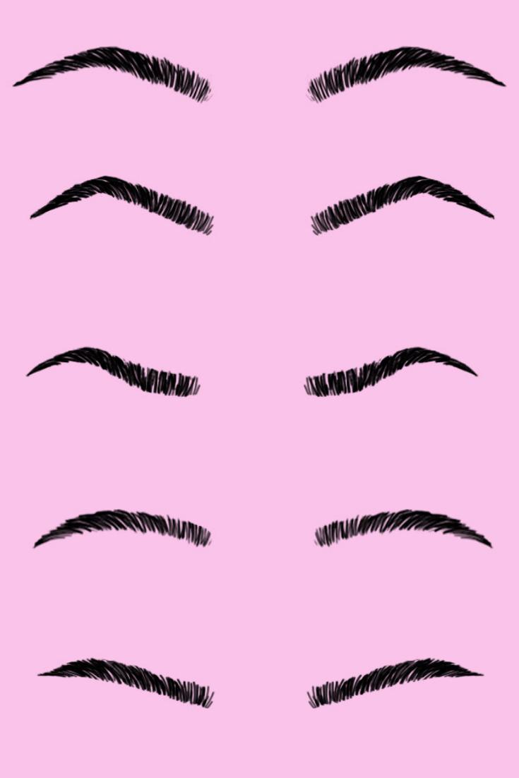 Welche Augenbrauen Formen Gibt Es Und Welche Passt Perfekt Zu Dir Alle Infos Findest Du Bei Uns Augenbrauen Formen Augenbrauen Augenbrauen Formen Malen