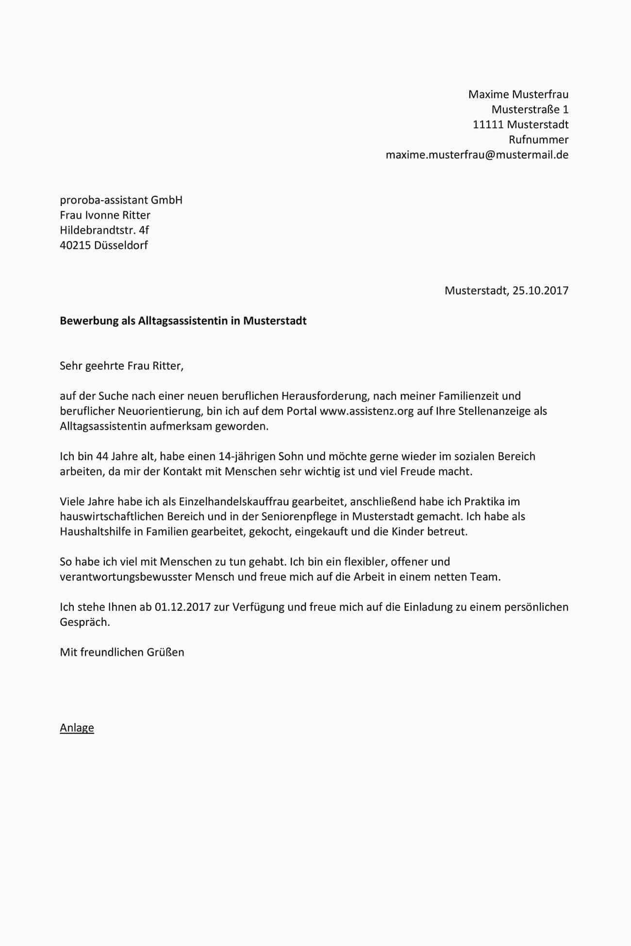 Einzigartig Bewerbung Nach Elternzeit Teilzeit Muster Briefprobe Briefformat Briefvorlage Bewerbung Bewerbung Schreiben Stellenanzeigen