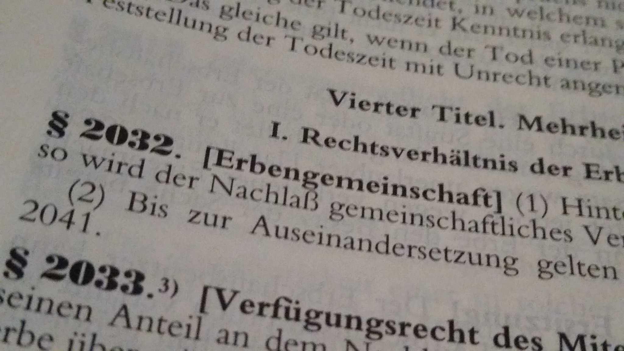 Erbengemeinschaft Das Sollten Erben Wissen Burgerratgeber