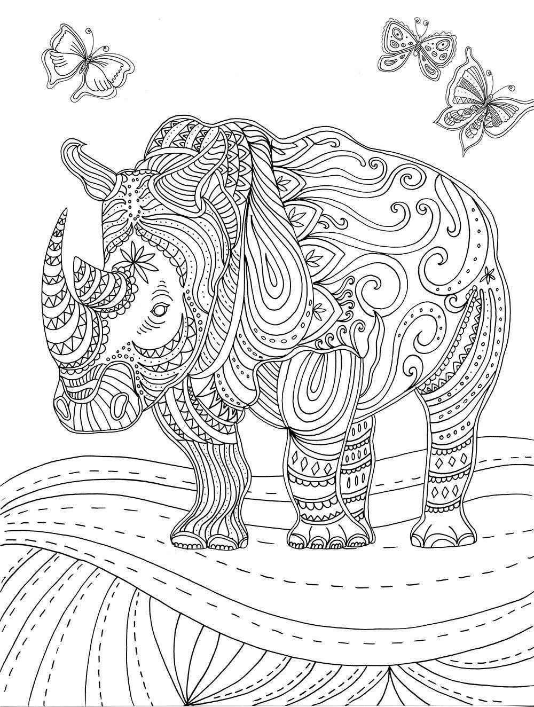 Fantastisches Reich Der Tiere Meditatives Ausmalen Amazon De Marielle Enders Bucher Ausmalbilder Ausmalen Tiere Zum Ausmalen