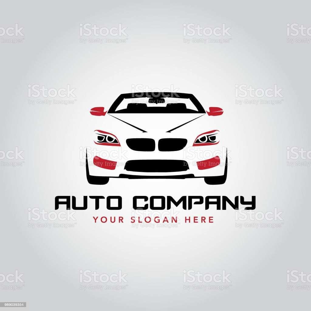 Auto Auto Logo Moderne Illustration Vorlage Vektor Icon Stock Vektor Art Und Mehr Bilder Von Abstrakt Istock