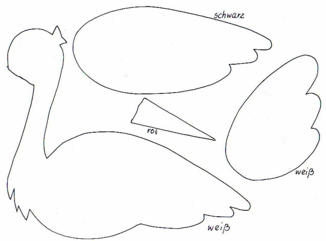 Storchbastelvorlage1 Jpg 1085 803 Baby Storch Basteln Basteln Fruhling Kindergarten Storch Zur Geburt