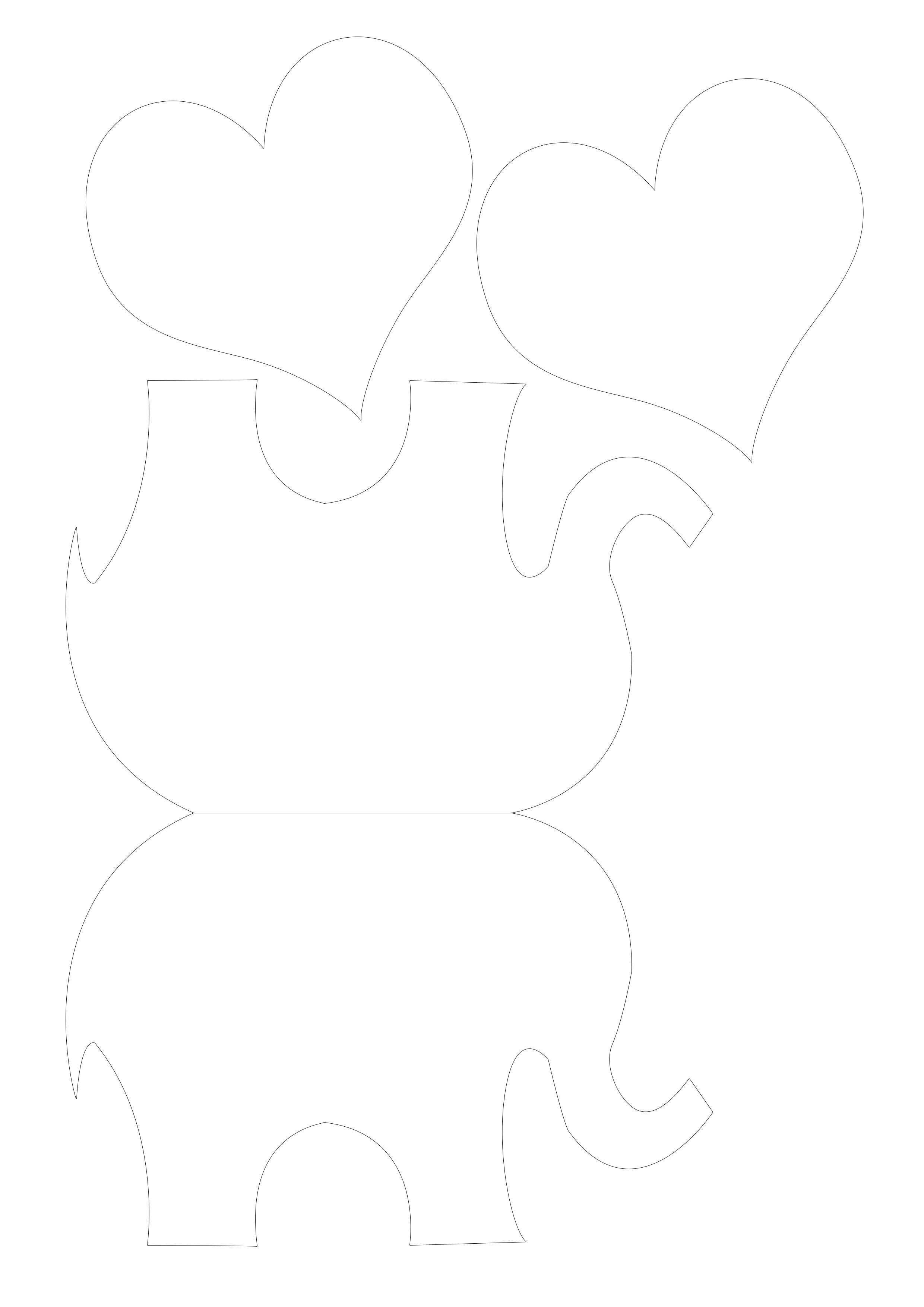 Elefant Basteln Aus Papier Anleitung Und Vorlage Fur Die Kinder Elefant Basteln Baby Mobile Basteln Anleitung Mobile Baby Basteln Papier