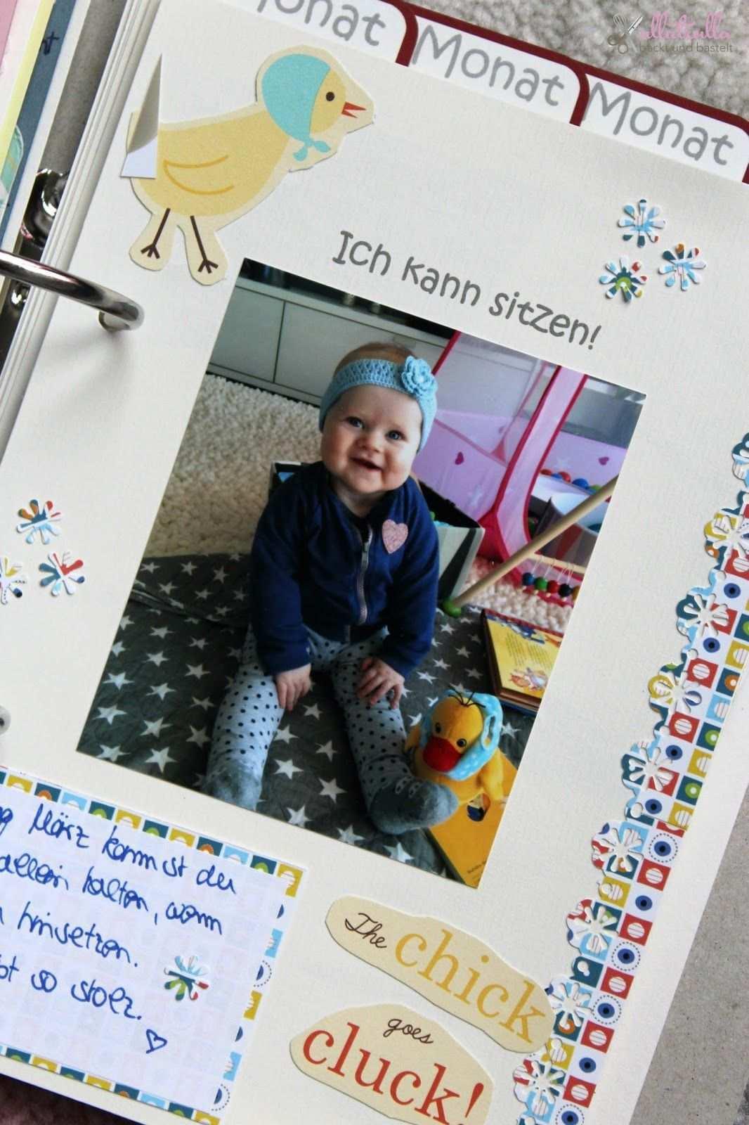 Diy Babyalbum Selber Gestalten Gewinnspiel Geschlossen Fotoalbum Gestalten Baby Fotoalbum Gestalten Kind Babyalbum