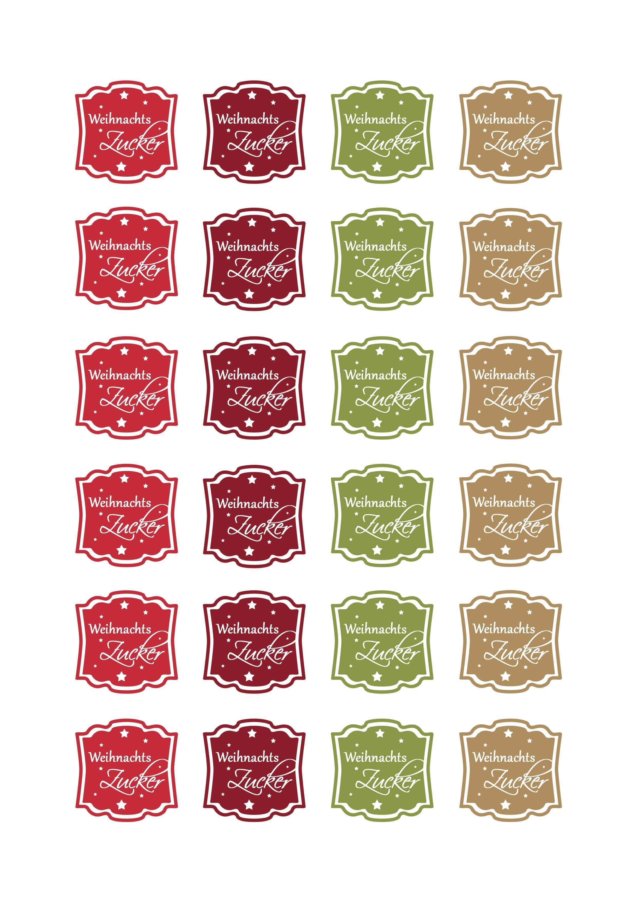 Freebie Etikett Weihnachtszucker Weihnachtsgeschenke Selbst Machen Etiketten Geschenke Im Glas