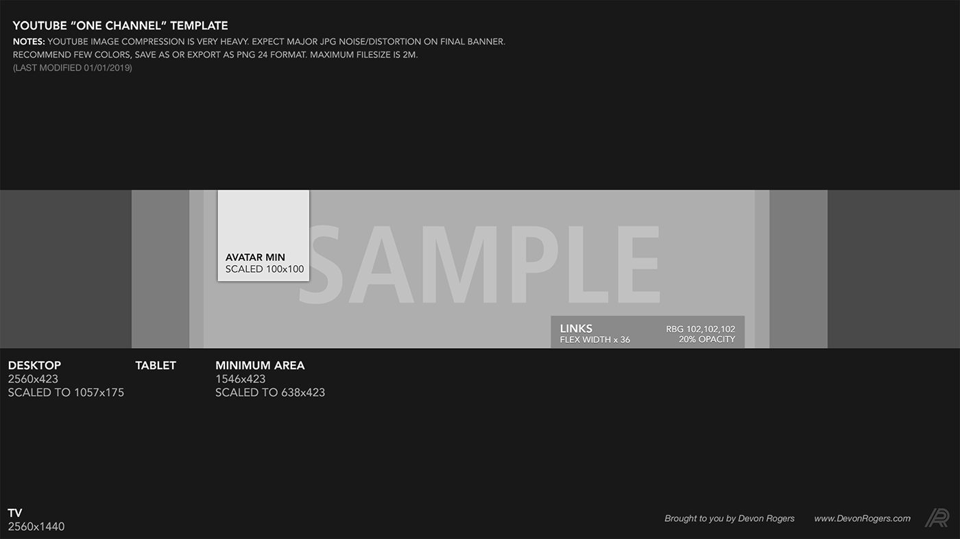 Youtube Background Template 2019 Free Download Psd On Behance Youtube Banner Template Banner Template Banner Template Photoshop