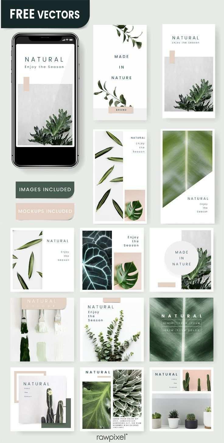 Download Free Social Media Templates And Banners A Banners Download Free Graphism Media Pin Coffee In 2020 Instagram Design Portfolio Design Social Media Branding