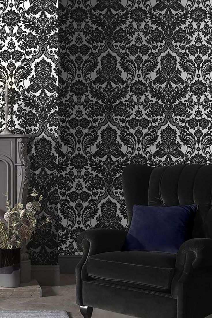 Tapete Okina Tapeten Der 70er Barock Muster Raumgestaltung Tapeten